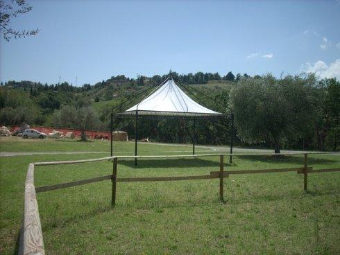 Gazebo Repaire Ascoli Piceno AP